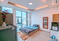 Cho thuê căn hộ Quận 8 mới xây view cực đẹp (ảnh thật 100%). Liên hệ: 0345533448 gặp Mr Linh