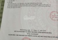 Chính chủ bán lô đất Lê Phong Tân Bình giá rẻ nhất Dĩ An. LH 0932 084 684