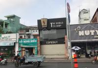 Cho thuê mặt tiền Phan Văn Trị đối diện siêu thị Emart - Ngang 6m rất đẹp