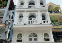 Căn hộ DV cao cấp Phạm Viết Chánh, giáp Bến Nghé Q. 1: Hầm 8 lầu, thu nhập 700 triệu/tháng, 86 tỷ