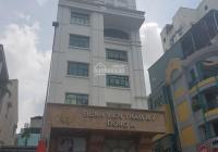 Bán tòa nhà văn phòng 2MT Trần Hưng Đạo P3, Q5 10 x 25m, hầm, 9 lầu HĐ thuê 450tr/ tháng. 133 tỷ TL
