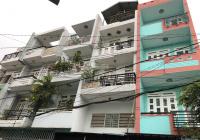Cho thuê nhà 4 lầu hẻm xe hơi, quận Gò Vấp