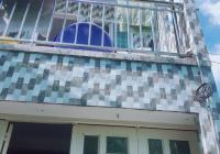 Bán nhà hẻm 3m thông đường Số 9, F16, Gò Vấp, DT 62m2, trệt + lầu, và 2p cho thuê