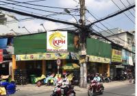 Vị trí sầm uất, đường Lưu Chí Hiếu, 10x30 nhà 2 mặt tiền cấp 4
