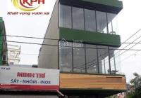 Nhà mặt tiền Phạm Văn Chiêu, cách ngã 3 Cây Trâm 500m, gần chợ Thạch Đà, khu đông dân cư, an ninh