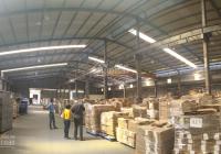 Cho thuê xưởng sản xuất sát QL5 Hải Dương, đầy đủ cẩu trục, sàn chịu trọng tải lớn. LH 0976717721