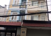 Cần bán gấp nhà 4 x 19m, 1 trệt, 3 lầu đẹp đường 10m kinh doanh tốt Bình Trị Đông, P.BTĐ Q.Bình Tân