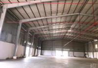 Cho thuê 2000m2, kho xưởng mới xây, đường Phan Huy Ích, Gò Vấp