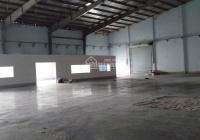 Kho xưởng cho thuê giá rẻ tại khu công nghiệp Tân Bình, Quận Tân Phú. DT: 11.000m2