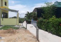 Đất thổ cư trung tâm thị trấn Cần Giuộc, đường hiển thị trên sổ, DT 100m2 giá 1 tỷ 150 triệu