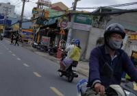 Bán nha lô đất có 1 căn nhà cấp 4 mặt tiền Nguyễn Thị Định
