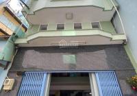 Nhà hẻm 4m Phạm Văn Chí P7 Q6. 4 x 11m (38,3m2). 1 trệt, 1 lửng, 2 lầu, sân thượng
