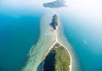 Chính chủ bán đất mặt biển giá chỉ đất mặt biển giá chỉ 4tr/m2 tại đảo Điệp Sơn KKT Bắc Vân Phong