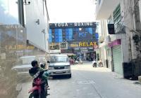 Hẻm xe hơi 1 trệt, 3 lầu, sân thượng chợ Tân Định