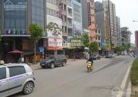Bán đất mặt phố Nguyễn Hoàng, 456m2. Cực hiếm 2 mặt tiền, công năng Xây VP, Bệnh Viện