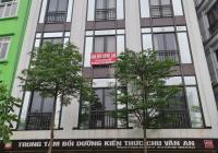 Cho thuê nhà mặt phố Nguyễn Thái Học - Hàng Bông. DT 170m2 x 6 tầng MT 13m
