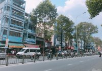 Bán gấp mặt tiền đường Minh Phụng gần Hàn Hải Nguyên, DT: 4 x 13.5m, P9, Q. 11