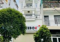 Giá đầu tư, bán nhà 4 lầu mặt tiền đường 79, P Tân Quy Quận 7. DT 5,7x20m CN: 114m2, LH 0942888118