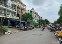 Bán nhà mặt tiền đường 24m ngay đối diện chợ Phú Thuận, Quận 7. DT: 5x16m, giá 10.3 tỷ