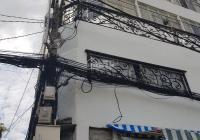 Bán biệt thự mới xây hẻm 8m đẹp Lê Văn Sỹ, DT: 6x16m, hầm 4 tầng