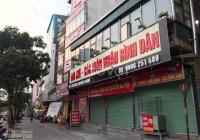 Cho thuê nhà ngõ 57 Nguyễn Khánh Toàn