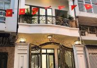 Bán nhà trệt 2 lầu sân thượng hẻm chuẩn 4m nằm trên đường Nguyễn Văn Cừ. DT: 3,2x9m, giá: 5,7tỷ TL