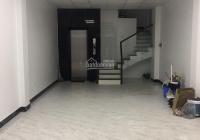 Cho thuê nhà mặt phố Trương Công Giai 43m2 x 7T thang máy. Giá 27tr/th, LH chị Hương: 0904578562