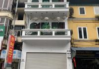 Cho thuê nhà MP Đội Cấn: 65m2 x 4 tầng, MT 3,6m nở hậu, nhà mới, thông sàn, riêng biệt. 0974557067