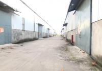 Khách mở rộng sản xuất nên trả kho, tôi cần cho thuê nhanh xưởng tại KCN Yên Nghĩa (chia nhỏ 300m2)