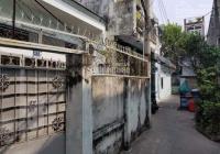 Nhà 34m2 2tầng nhỉnh 2tỷ, hẻm ba gác thông Nguyễn Thái Sơn, Gò Vấp
