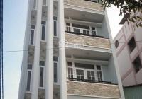 Cho thuê nhà mặt tiền Trần Quang Khải, Quận 1, hầm + 1 trệt + 3 lầu, giá: 75 triệu