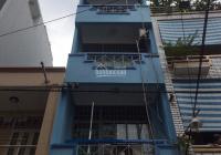 Bán nhà khu sang ít nhà bán đường Lê Hồng Phong, Q10 giáp với Q5, 3,8x18m, nhà 3 lầu mới giá 10 tỷ