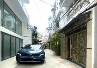 Bán nhà Huỳnh Văn Bánh, Quận Phú Nhuận, nhà 3 lầu đẹp lung linh khu vip hẻm xe hơi vào tận nhà