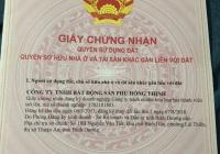 Bán đất khu dân cư Lộc Phát - TP Thuận An, Bình Dương