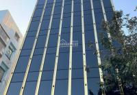 Bán gấp tòa nhà 1 hầm 8 lầu thang máy, DT: 15mx35m, đang cho thuê 600 triệu/tháng