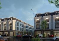 Nhận booking có hoàn lại nhà phố xây sẵn Vienna Town, phường Long Toàn. Giá từ 2,8 tỷ đến 3,1 tỷ