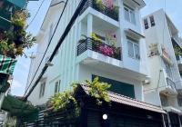 Bán biệt thự phường 1, Quận Phú Nhuận, 3 mặt tiền, 8x12,5m, 4 tầng giá chỉ 23 tỷ