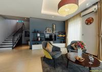 Cho thuê nhà phố Trần Khát Chân: 70m2 x 6 tầng, mặt tiền 5m, nở hậu, giá thuê 38tr/tháng