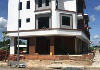 Bán shophouse dự án đô thị FLC Lavista Sa Đéc 1 trệt 2 lầu, 2 mặt tiền, trung tâm TP. Sa Đéc
