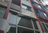 Cho thuê cả nhà 45m2 x 6 tầng xây thông, ngõ 261 phố Trần Quốc Hoàn cạnh đường Phạm Văn Đồng