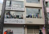Cho thuê nhà đường Nguyễn Trãi, DT: 5 x 20m trệt 3 lầu. Giá 50tr/tháng 0939386352 Nguyên