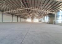Cho thuê kho xưởng chuẩn công nghiệp 3000m2 và 6000m2, khu vực Trảng Bom, Đồng Nai