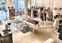 Cho thuê mặt bằng kinh doanh thời trang ngang 9m đường Quang Trung, Phường 10