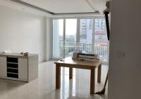 Cho thuê nhà Lê Đức Thọ - Mỹ Đình 90m2 x 7 tầng MT: 8m VP, trung tâm, spa, lớp học, ngân hàng