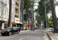 Bán nhà mặt tiền góc Võ Thị Sáu - Hai Bà Trưng - Quận 1 (9.2x26m) GPXD: Hầm 8 lầu, giá 66 tỷ