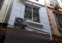 Nhà riêng phố Vĩnh Tuy, 24m2, nhà xây 5 tầng