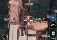 Cần bán 5.6 ha đất tại ấp 4 Thạnh Lợi, H Bến Lức, Long An