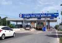 Cần bán gấp 16.800m2 đất mặt tiền Tỉnh Lộ 830 Lương Bình, huyện Bến Lức Long An