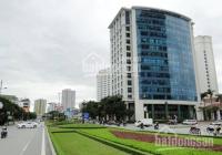 Bán tòa nhà văn phòng 10 tầng 1 hầm xe đẹp nhất phố Liễu Giai 100m2 MT 9m vỉa hè rộng 44.5 tỷ