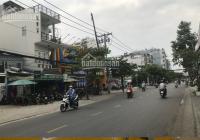 Bán nhà mặt tiền đường Lâm Văn Bền, hướng tây, 93m2, sổ riêng
